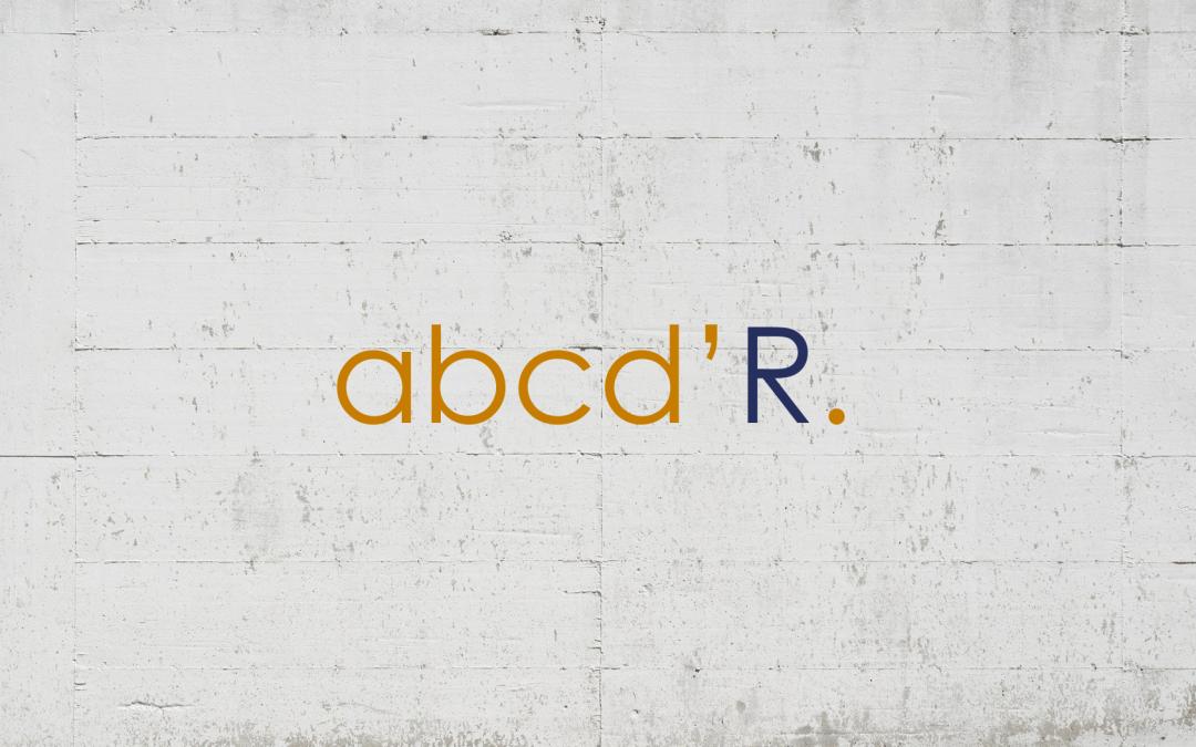 abcd'R | spécial [dé]confinement
