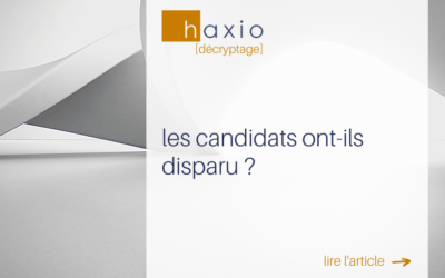 Décryptage : les candidats ont-ils disparu ?