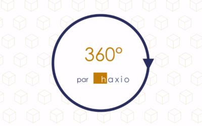 360 by haxio : plateforme digitale pour progresser sur vos pratiques managériales